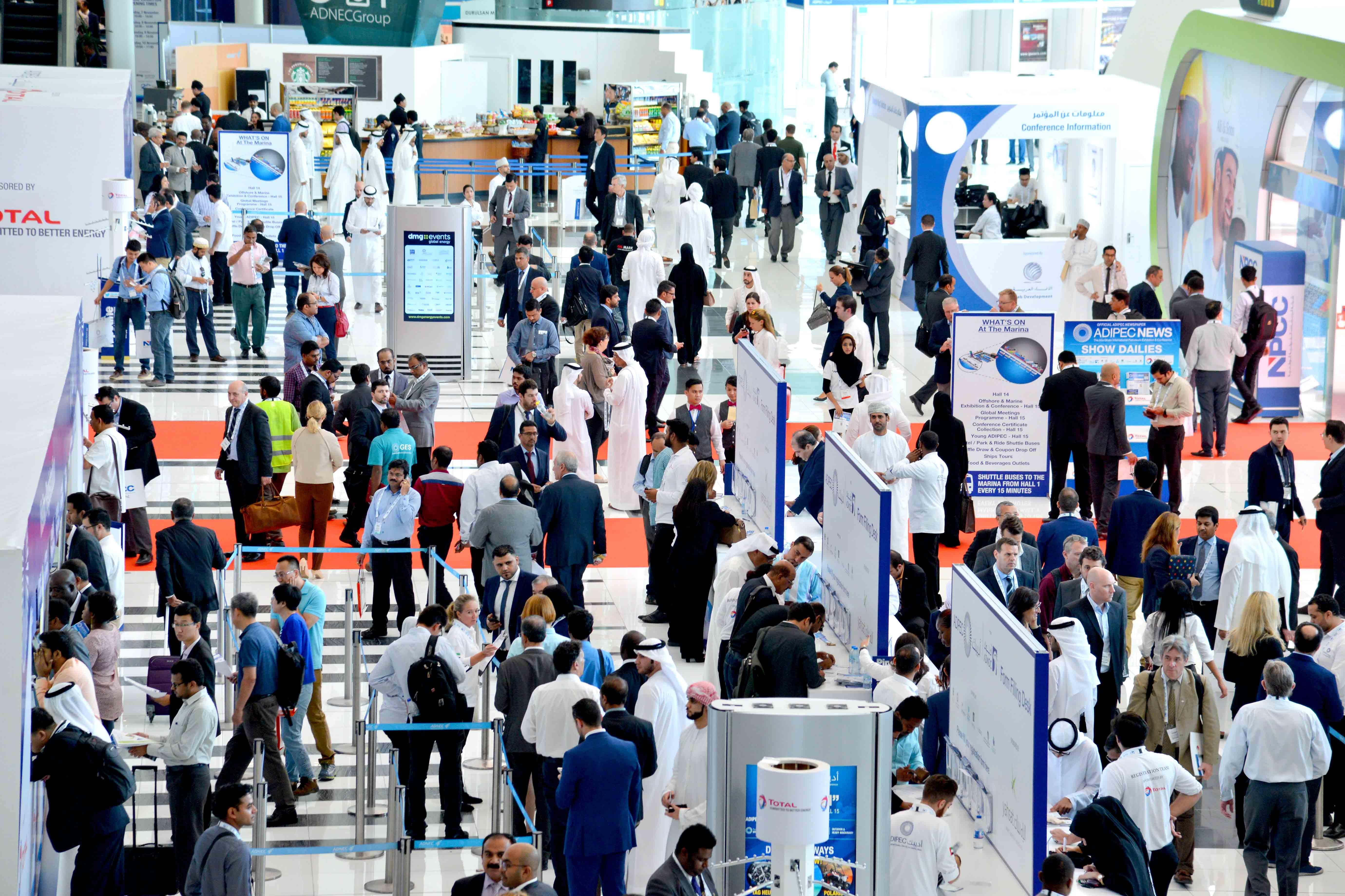 World's Energy Giants to Convene at ADIPEC 2017