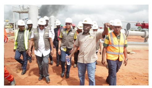 Capture 1 - NNPC Commends Oilserv on on-going East-West Gas Pipeline Project